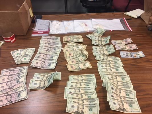 Seven arrested in Laurel drug bust