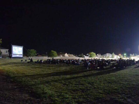 Several parks around the city and in Socorro will begin showing free movies for the summer.