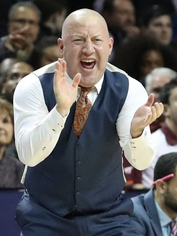 Virginia Tech coach Buzz Williams has studied the business