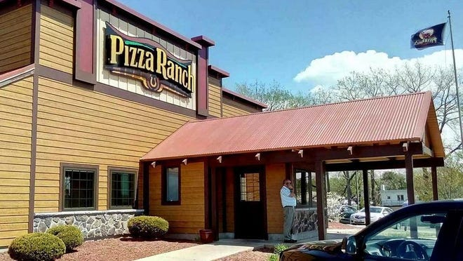The Pizza Ranch restaurant in Peoria opened last week for indoor dining, contrary to the state COVID-19 stay-home order. Under threat of license revocation, Pizza Ranch suspended that part of its operation over the weekend.