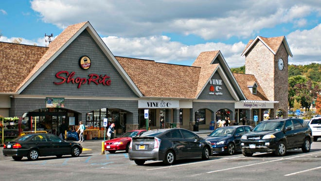 Bedford Green shopping center on Bedford Road/Route 117 was recently bought by White Plains-based Acadia Realty, a real estate investment trust.