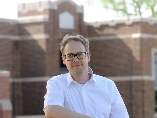 Patrick Anderson is the Argus Leader's new Changing City reporter.