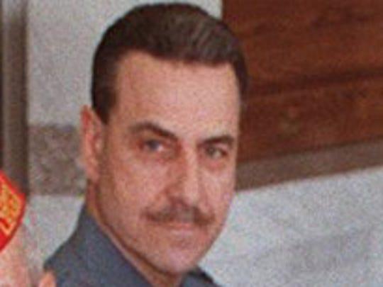 Former Clarkstown Police Officer Joseph Orlandi
