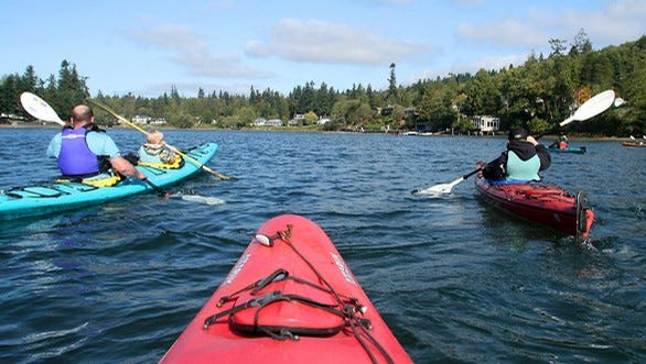 Graf-Hoke worked to position Kitsap as an outdoor recreation destination.