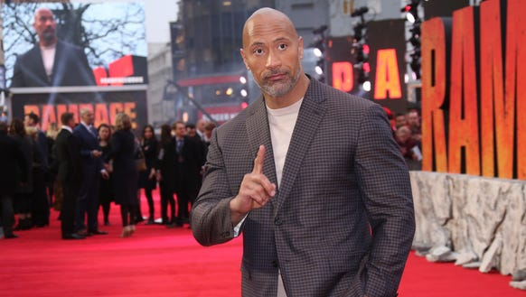 Dwayne Johnson has a thought on the DJ Khaled sex debate.