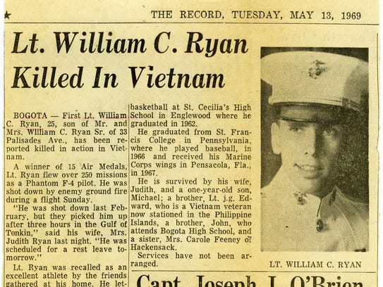 A newspaper clipping from Tuesday, May 18, 1969, announced