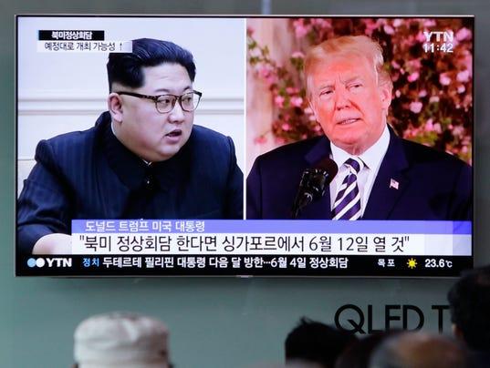 AP SOUTH KOREA KOREAS TENSIONS I KOR