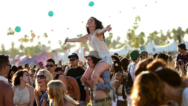 FILE - Another fall music festival is being added to the Southern California events calendar. It's called the Same Same But Different Festival.