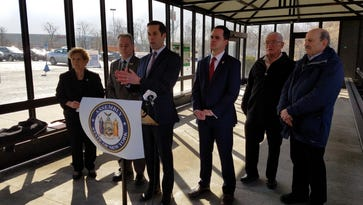 Officials call on DOT to put Tarrytown express bus back into Mario Cuomo Bridge bus system