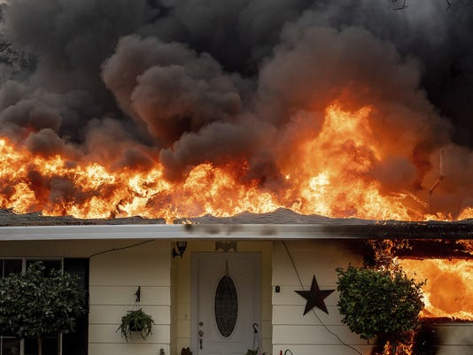California Wildfires Insurance