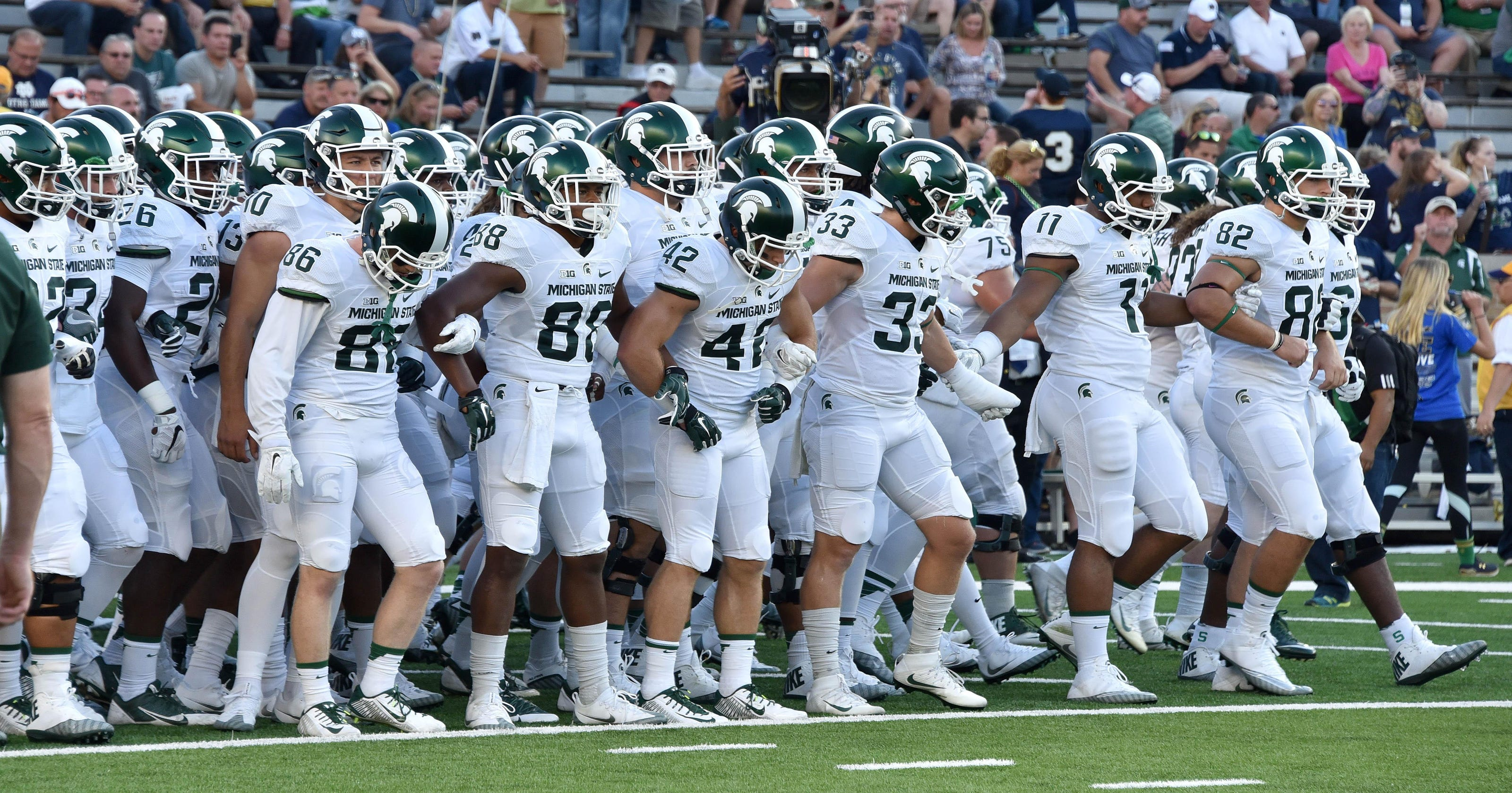 Michigan State Football Schedule 2020.Michigan State Football To Play Toledo In 2020