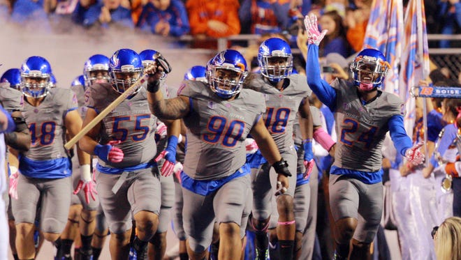 The Boise State Broncos have been a consistent winner among Group of Five teams.