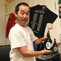 Minagof creates locally produced craft beer