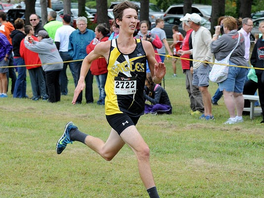 MNJ Cross country feature