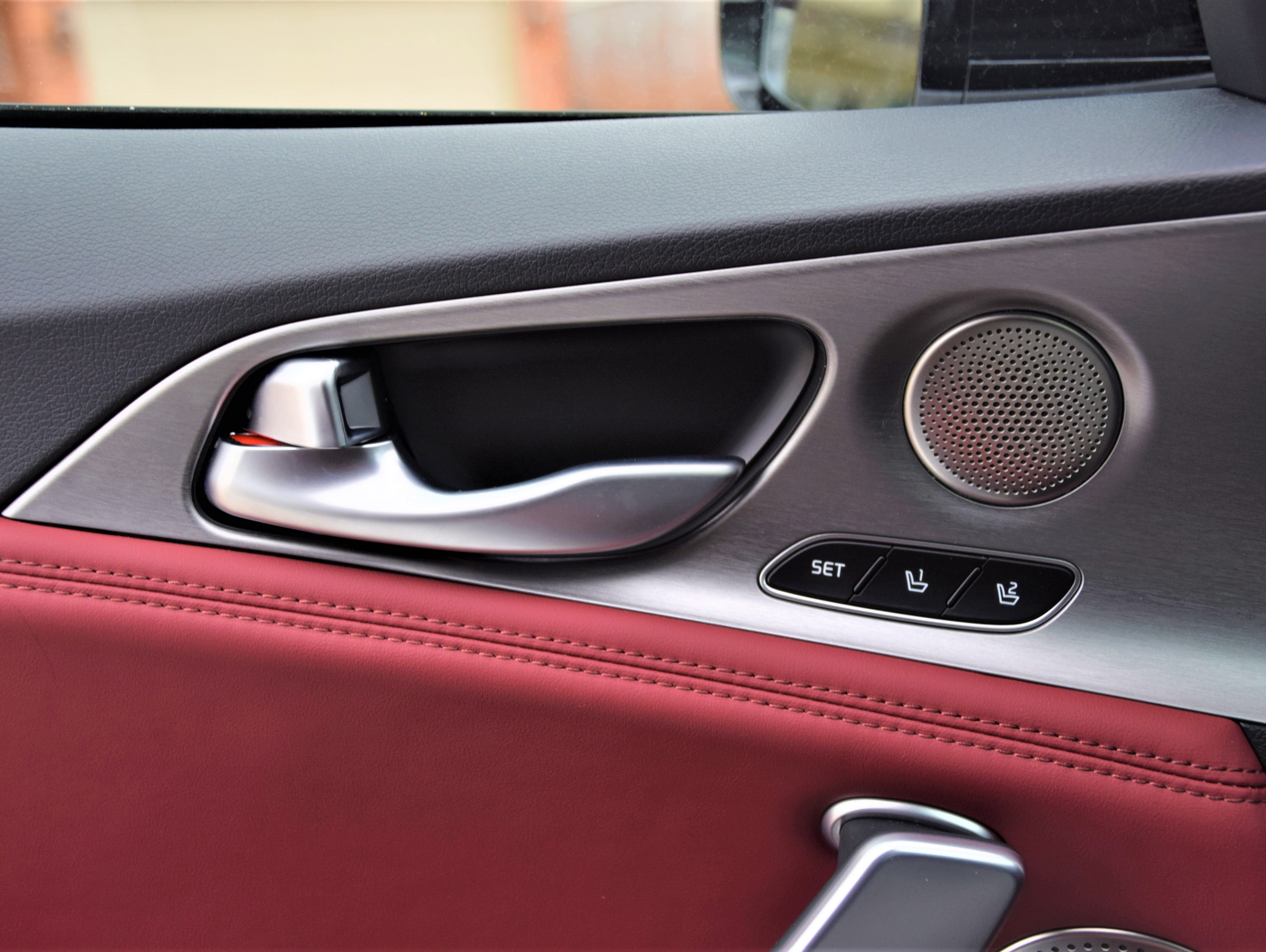 these 10 new cars and trucks have the best interiors
