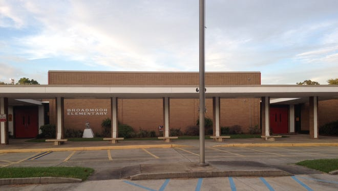 The preschool program at Broadmoor Elementary was the highest-rated in Lafayette Parish.