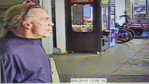 Suspect wanted in theft, according to CPD