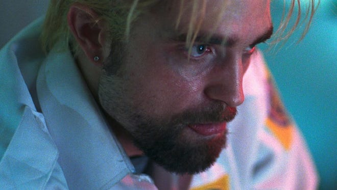 "Robert Pattinson in ""Good Time."""