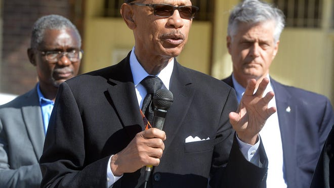Former mayor Otis Johnson is leading the Racial Equity and Leadership, or REAL, task force.