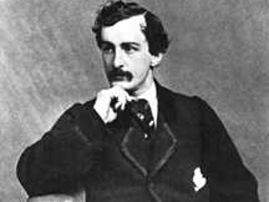 Author provided John Wilkes Booth, who assassinated