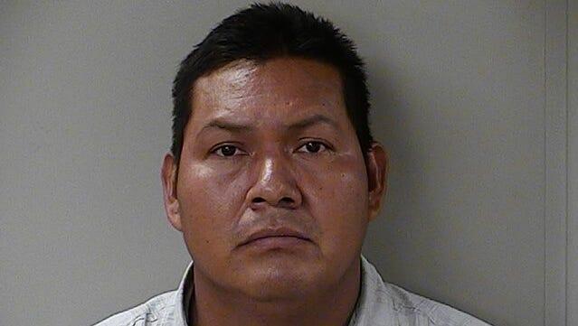 Baudillo Giron Gabriel, 41, of Murfreesboro.