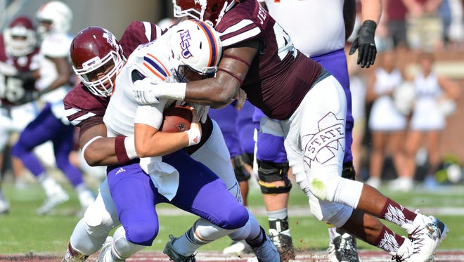 Mississippi State junior A.J. Jefferson is having one of the best seasons in program history.
