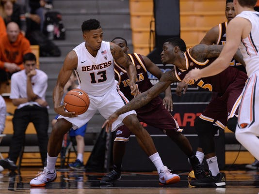 NCAA Basketball: Iona at Oregon State