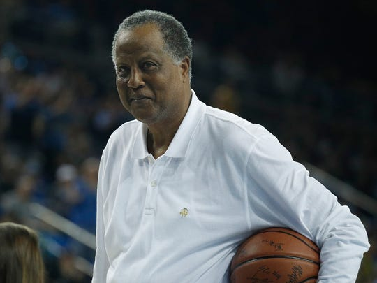 "Lakers Hall of Famer Jamaal Wilkes will speak about his book ""Jamaal Wilkes: Memoirs of The Original Smooth as Silk"" March 30 at the Camarillo Library. JOSH LEFKOWITZ/GETTY IMAGES"