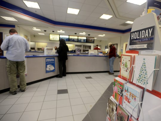 The United States Postal Service is preparing for its