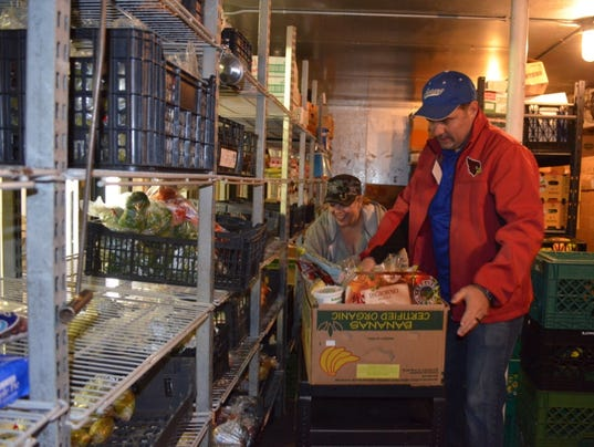 7th Street Food Pantry and Outreach
