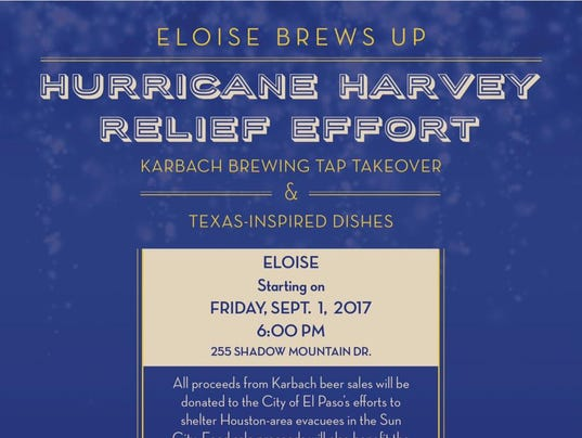 Eloise hurricane relief