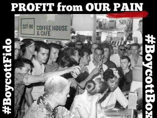 Coffee shop controversy