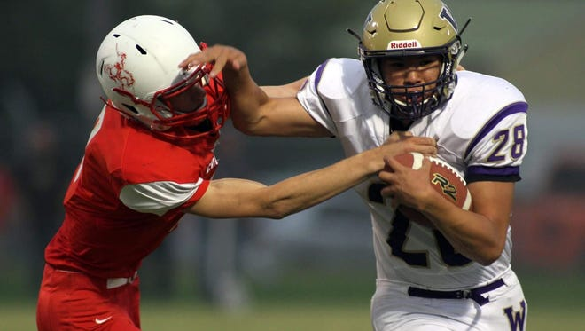 The Cut Bank football team started off its Northern B schedule with a victory last weekend.