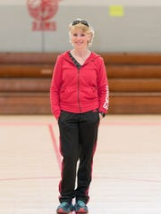 Kathy Terracina, Physical Education Teacher at Jesus