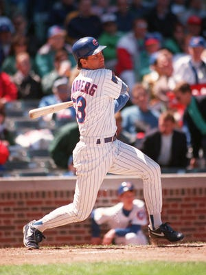 Ryne Sandberg helped lead the Cubs into the 1989 playoffs before falling to the San Francisco Giants in five game.