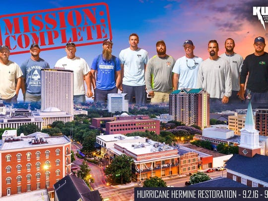 A photo illustration posted to the Kissimmee Utility