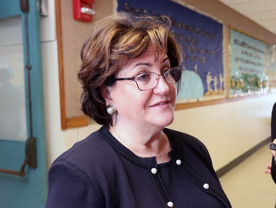 New York State Commissioner of Education MaryEllen
