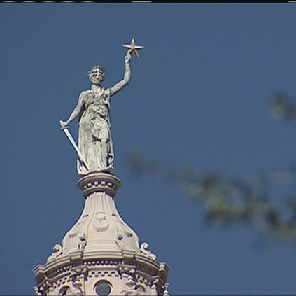 The Texas Court of Criminal Appeals voted 8 to 1 to throw out the improper photography law.
