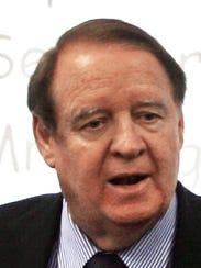 State Sen. Richard Codey, D-Essex