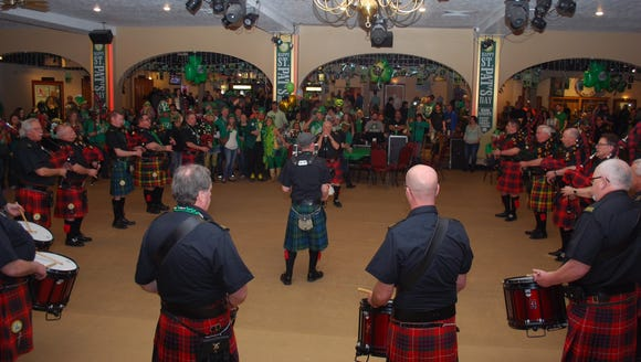 El Riad Shrine is hosting their 15th annual St. Patty's