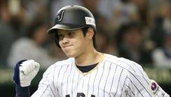 """Shohei Otani, Japan's """"Babe Ruth"""", is preparing a 2018"""