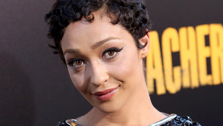 Actress Ruth Negga won an Oscar nomination for lead