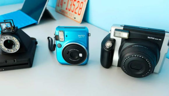 Best tech gifts of 2018: Fujifilm Instax Mini 9