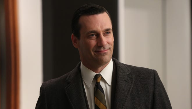 Jon Hamm gets another year of Emmy consideration for 'Mad Men.'