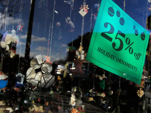 After christmas shoppers keep deals for themselves for After christmas decoration sales