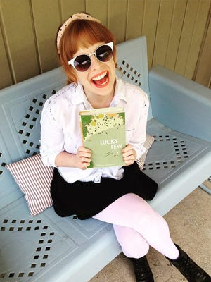 """Nashville resident Kathryn Ormsbee recently released her first young adult novel, """"Lucky Few."""""""