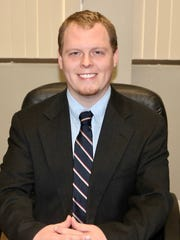 Rob Canfield is running as an independent candidate for mayor of Brick.