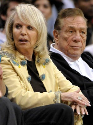 Donald and Shelly Sterling are involved in a lawsuit that could determine the sale of the Clippers.
