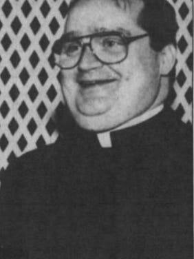 Rev. Benedict Worry in 1992