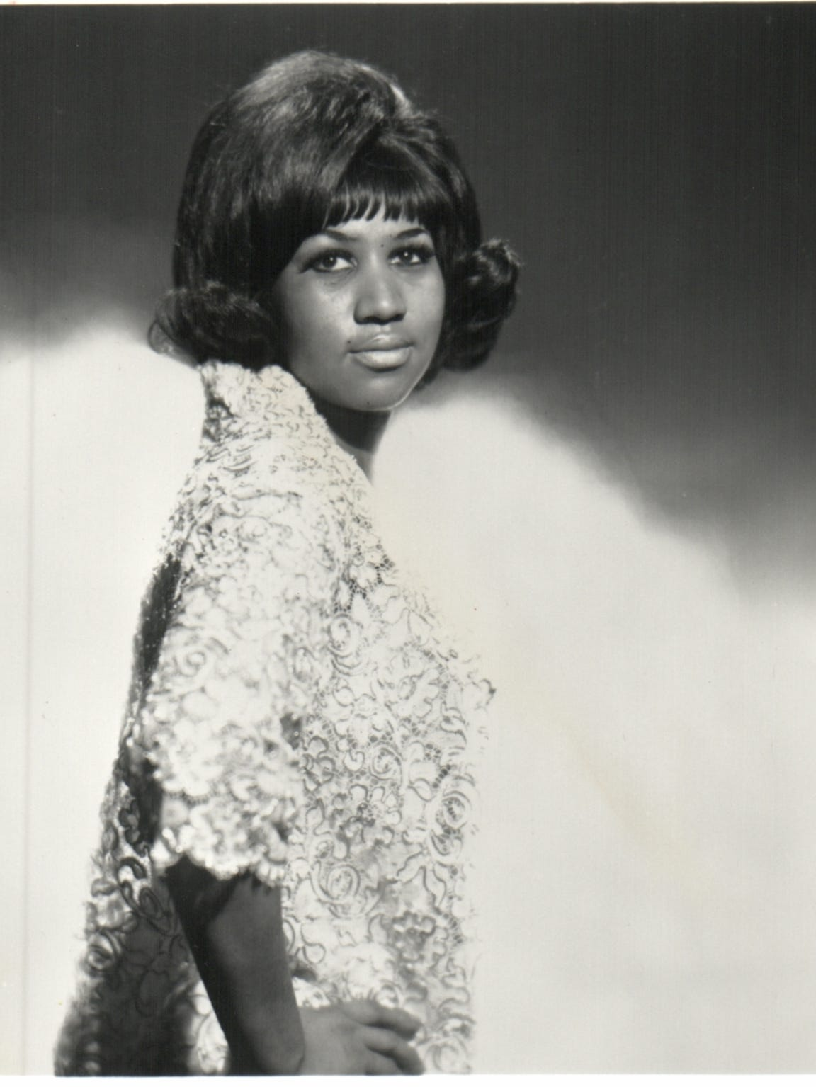 Aretha Franklin in 1967
